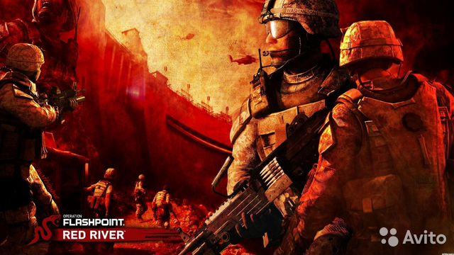 Operation Flashpoint Red River (Ps3) (рус.)— фотография №1