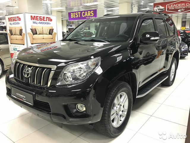 Toyota Land Cruiser Prado iii #11