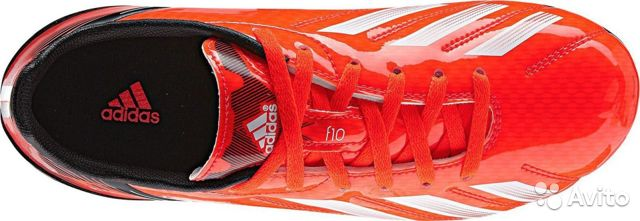9377857c5507 Бутсы детские adidas F10 TRX FG J