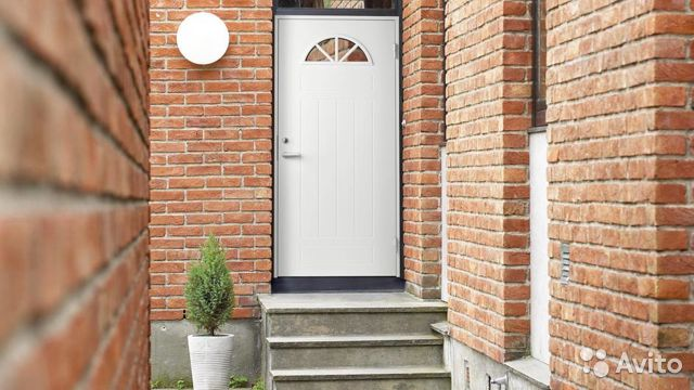 входные двери в частный дом щелковский район