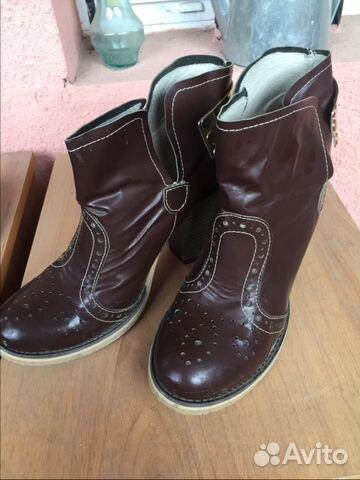 426401d18 Ботинки кожа 39-40 | Festima.Ru - Мониторинг объявлений