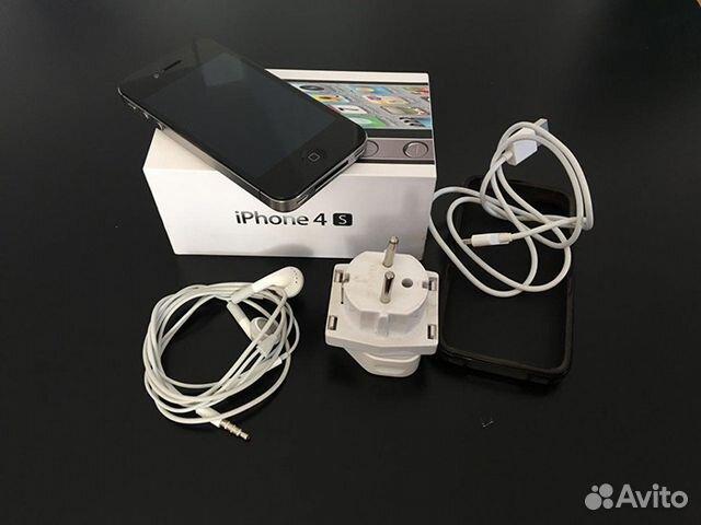 Продам iphone 4s 16Гб