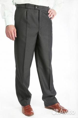 брюки женские классические больших размеров в розницу