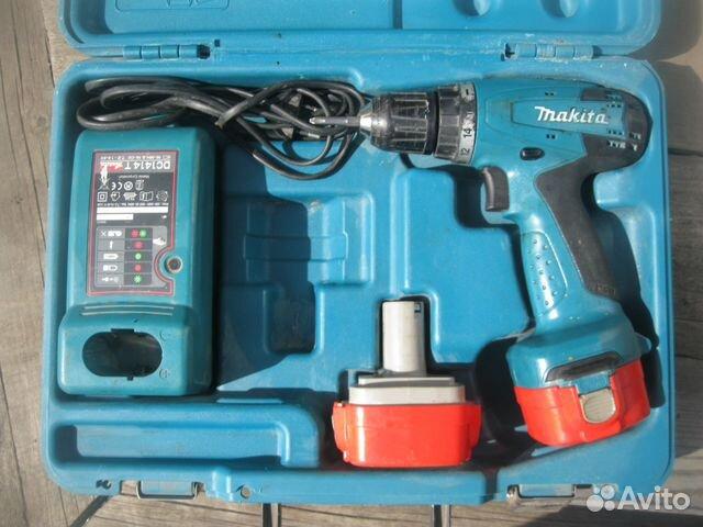 шуруповерт аккумуляторный на авито купить живете