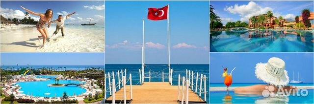 Турция из киева 2017