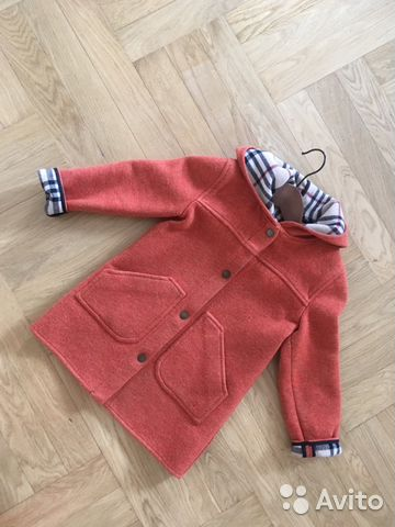 Пальто burberry london   Festima.Ru - Мониторинг объявлений 9fc8d7197a1