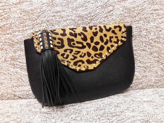 491c49075bf8 Клатч Леопардовый / Маленькая сумочка NEW | Festima.Ru - Мониторинг ...