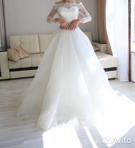 Авито курск свадебные платья