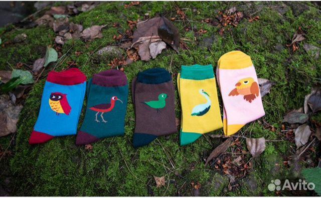 6d0836726ec6 Дизайнерские носки купить в Санкт-Петербурге на Avito — Объявления ...