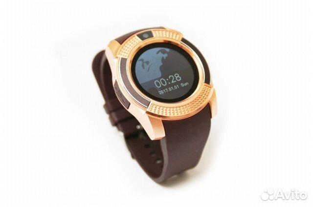 Smart Watch V8 — Подробный обзор