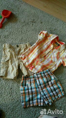42a8498ad56c Шорты (2 шт.) и рубашка