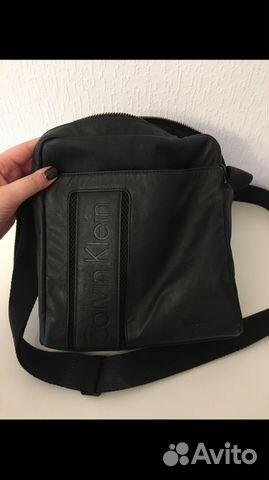 670422f09065 Мужская сумка Calvin Klein оригинал | Festima.Ru - Мониторинг объявлений