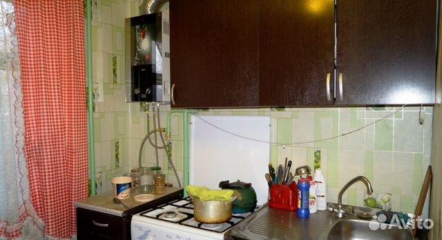 Продается однокомнатная квартира за 1 800 000 рублей. пгт. Белоозерский, ул Молодежная 23.