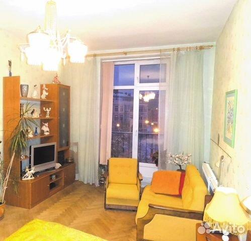 Продается трехкомнатная квартира за 17 100 000 рублей. 6-я Кожуховская улица, дом 24.