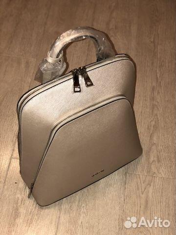 4067d6a2ed7f Новый рюкзак Сумка оригинал Cromia из натуральной | Festima.Ru ...