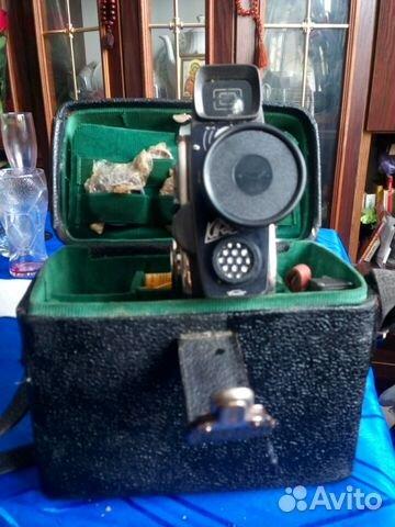 Кинокамера кварц 2М 89024147660 купить 1
