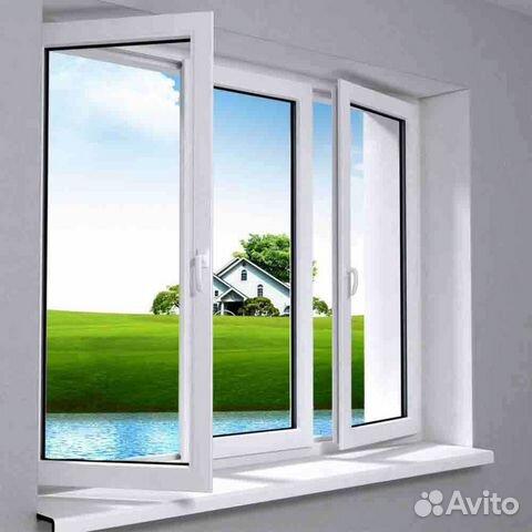 окно пластиковое фото
