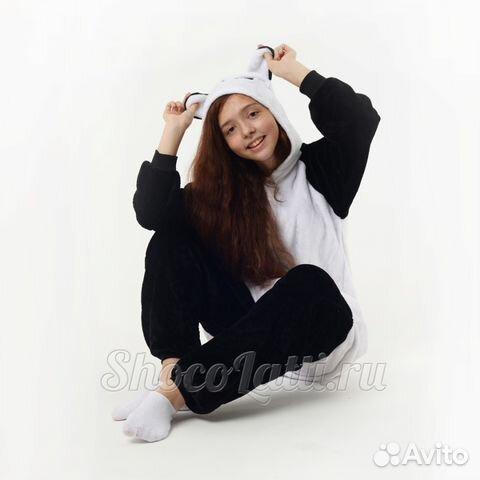 Кигуруми пижама Панда оптом розница 86201730386c8