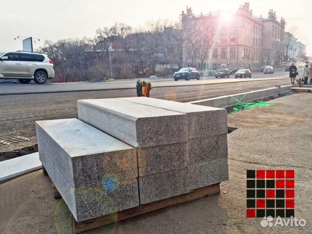 Бордюрный камень авито плиты перекрытия работа