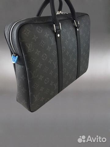 Мужская сумка портфель Louis Vuitton арт.012-11 купить в Москве на ... 10fa73861a5
