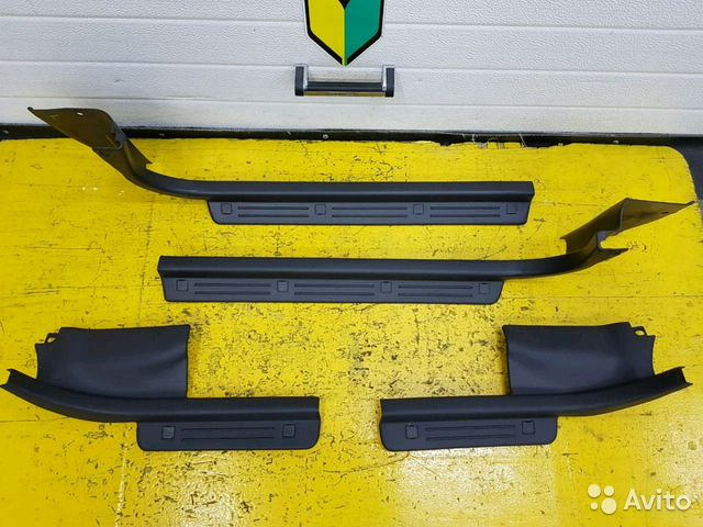 89625003353 Порожки комплект Subaru Impreza, GC8, EJ20