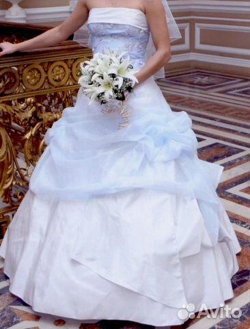 Свадебные платья на авито. ру