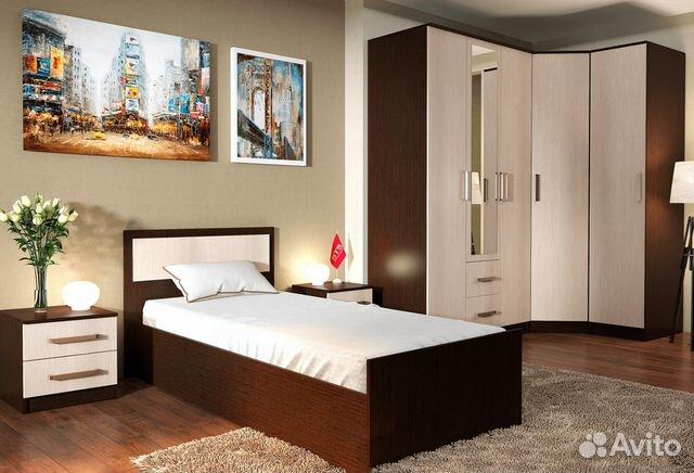 мебель для спальни подростка купить в краснодарском крае на Avito