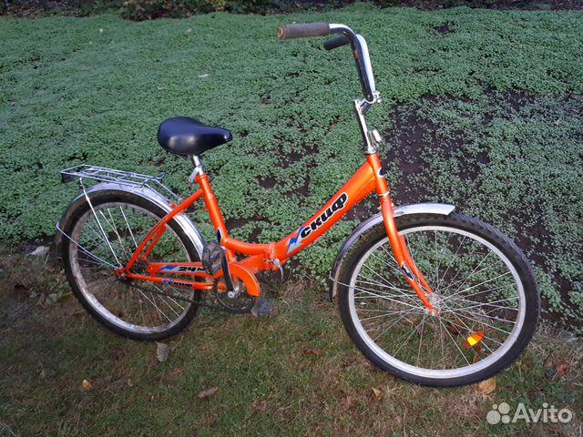 Велосипед скиф 89048390596 купить 1