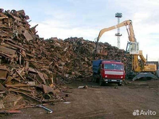 Вывоз черного металлолома в Лунев металлолом с вывозом в Ногинск