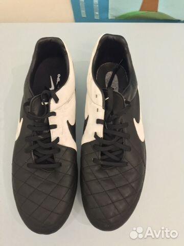 Бутсы Nike Tempo купить в Санкт-Петербурге на Avito — Объявления на ... 69803c8cecc