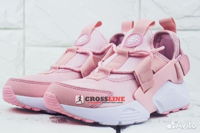 344993742597 104015 Кроссовки Nike WAir Huarache run ultra pink   Festima.Ru ...
