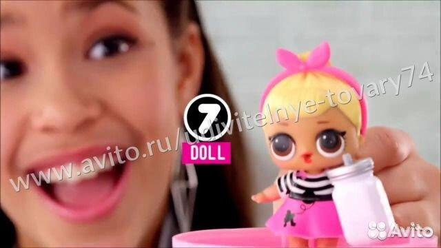 Кукла лол LOL сюрприз 2 сезон 7 слоев 68eb1aaed0265