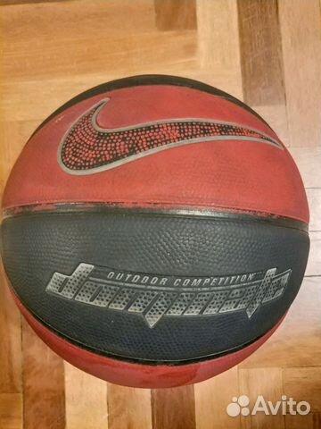 131437b6 Баскетбольный мяч Nike Dominate купить в Санкт-Петербурге на Avito ...