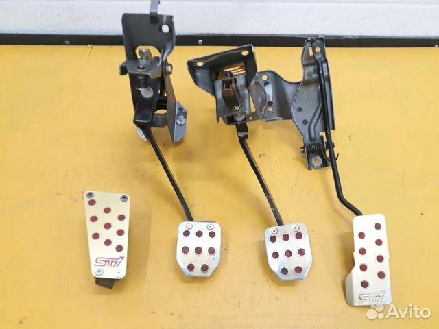 89625003353 Педальный узел с накладками STI GC8, EJ20