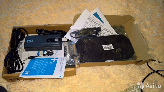 HP Smart AC Auto Air Combo Adapter No1