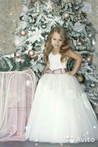 0e6f8d82b7d Платье детское