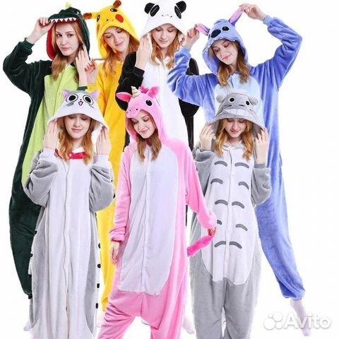 Пижамы Кигуруми (Kigurumi) новые  1098b402d5b25