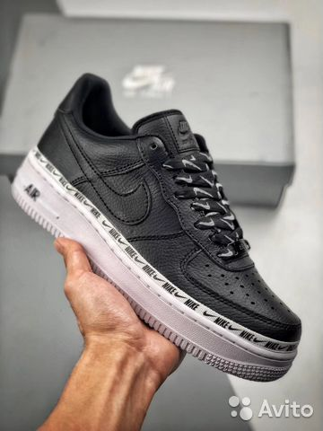 339609c5 Nike Air Force 1 Low '07 SE Black (36-45) купить в Москве на Avito ...