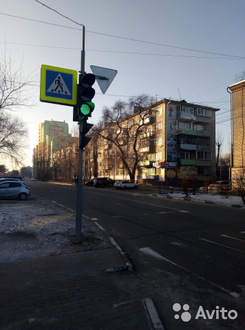 Продается трехкомнатная квартира за 2 950 000 рублей. Амурская область, Благовещенск, ул. Политехническая 30.
