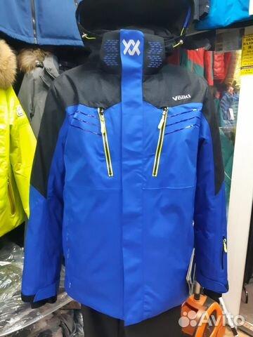 480cafd02a195 Горнолыжная мужская куртка сине-черная 798205 | Festima.Ru ...