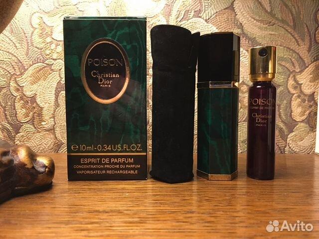 флакон для коллекции Poison Dior купить в республике татарстан на
