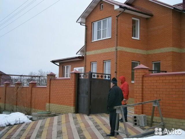 Коттедж 250 м² на участке 30 сот.
