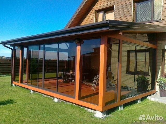Дачные дома беседки веранды бани садовая мебель 89054130303 купить 4