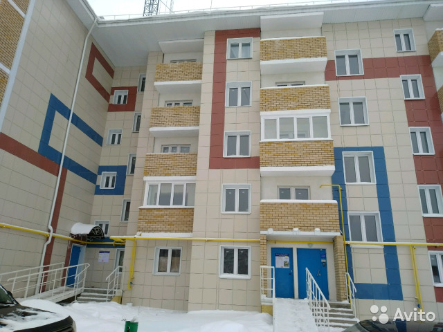 Продается двухкомнатная квартира за 1 900 000 рублей. Киров, Московская улица, 201.