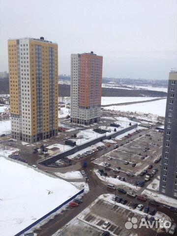Продается однокомнатная квартира за 2 850 000 рублей. жилой комплекс , деревня Анкудиновка, Кстовский район, Нижегородская область, КМ Анкудиновский Парк.