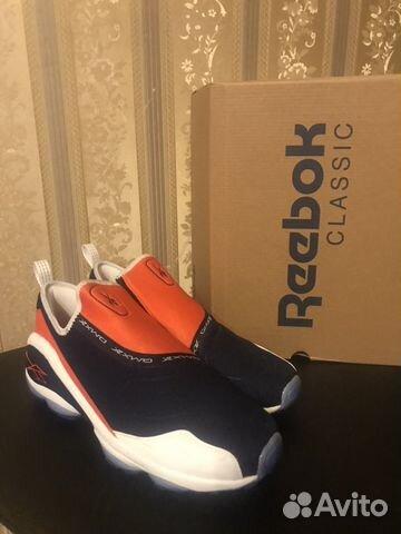 de4ed235a6 Кроссовки Reebok DMX RUN 10 slip-ON Оригинал купить в Москве на ...