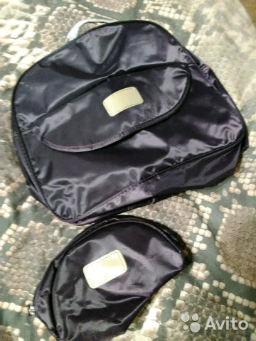 Дорожный набор avon шампунь гель для душа