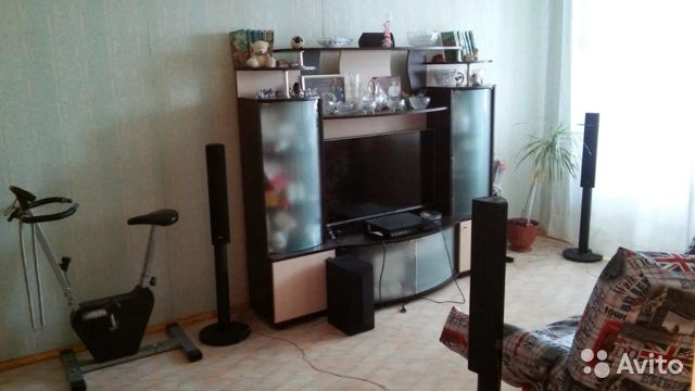 Продается трехкомнатная квартира за 3 560 000 рублей. Казань, Республика Татарстан, улица Гагарина, 14.