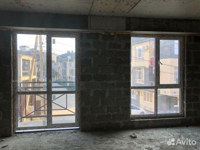 Продается однокомнатная квартира за 2 500 000 рублей. Краснодарский край, Сочи, Молодогвардейская улица.