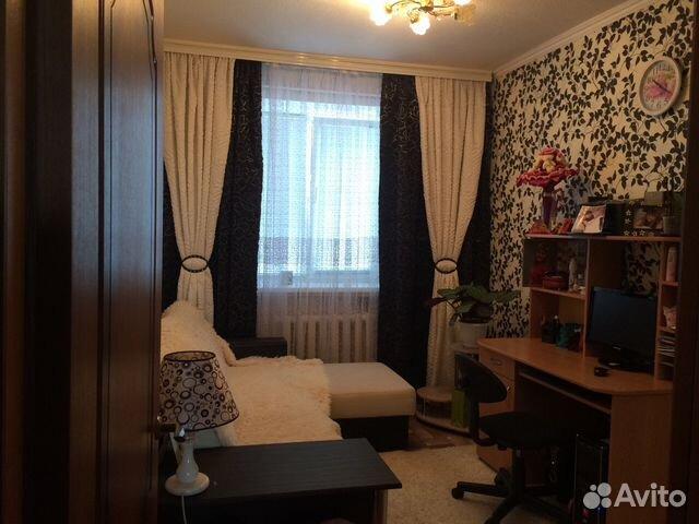 Продается трехкомнатная квартира за 2 950 000 рублей. Курск, Сеймский округ.